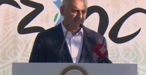 Başbakan Yıldırım: Bizi Kardeşlik Büyütecek