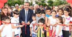 Çukurova'da Su Oyun Parkı Açıldı