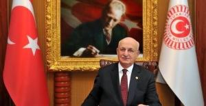 Meclis Başkanı Kahraman'dan Bayram Mesajı