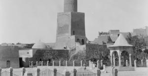 Musul'daki Tarihi El Nuri Camisi'nin Minaresi Bombalandı