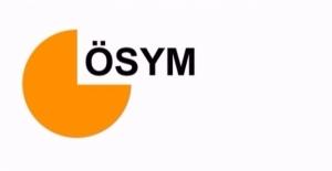 ÖSYM, 2017-LYS Soru Kitapçıklarını Ve Cevap Anahtarlarını Yayımladı