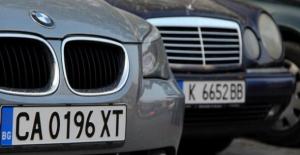 Sahte Belgeli Yabancı Plakalı Araçlar 3 Bin Avro'ya Türkiye'ye Girebilecek