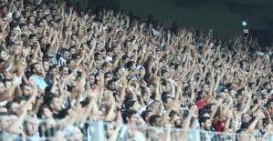 Beşiktaş Dünyanın En iyi Tezahüratları Listesinde