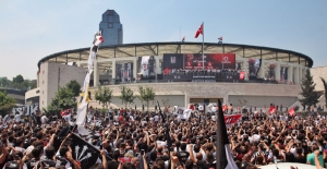 Şampiyon Beşiktaş'a Vodafone Park Uğurlu Geldi