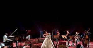Sertab Erener 25. Sanat Yılını Konserlerle Ege'de Kutlayacak