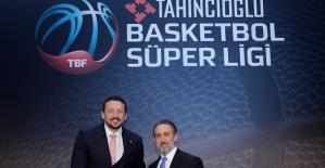 Tahincioğlu, Basketbol Süper Ligi İsim Sponsoru Oldu