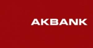 Akbank İlk Yarıda 3 Milyar TL'nn Üzerinde Net Kar Elde Etti