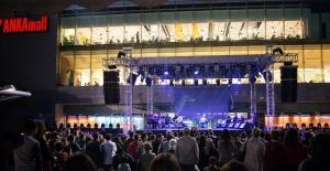 ANKAmall Yaz Konserleri 22 Temmuz'da Başlıyor