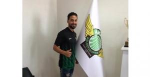 Barbosa Akhisar Belediyespor'da