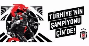 Beşiktaş Global Marka Olma Yolunda Çin'de