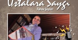 Beşiktaş Belediyesi Ustalara Saygı Etkinliklerinde İzzet Öz'ü Ağırlayacak