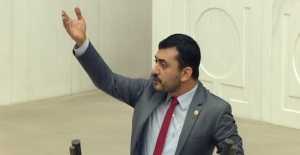 "CHP'li Erdem; Kahrolsun İstibdat, Yaşasın Hürriyet"""