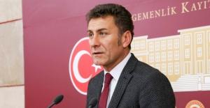 """CHP'li Sarıbal: """"AKP Milleti Değil Millete Küfür Edenleri Seviyor"""""""