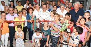 Çukurova Belediye Başkanı Çetin Kadın Sohbet ve Dayanışma Evini Açtı