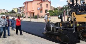 Çukurova'da Asfalt Çalışmaları Hızla Devam Ediyor