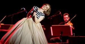 Erener, Harbiye'yi Müziğe Doyuracak