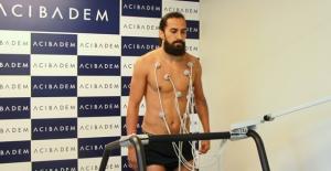 Eskişehirspor Futbol Takımı Oyuncuları Sağlık Kontrolünden Geçti