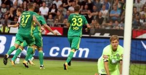 Fenerbahçe Avusturya'dan Şen Dönüyor