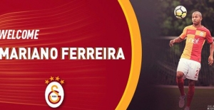 Galatasaray Mariano Transferini KAP'a Bildirdi