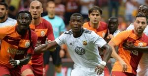 Galatasaray UEFA'ya Erken Veda Etti
