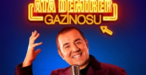 "Marmaris'te ""Ata Demirer Gazinosu"""