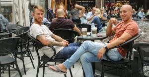 Ömer Şişmanoğlu Akasya'da Görüntülendi