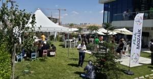 Park Mozaik'te 'Barbekü Partisi' Yapıldı
