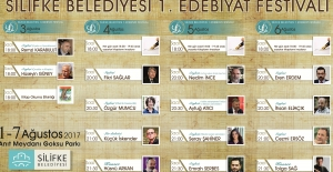 Silifke'de 1. Edebiyat Festivali Düzenlenecek