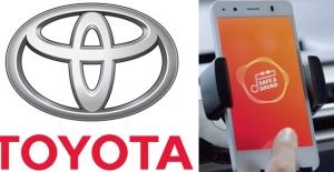 Toyota'dan Çocukların İlk Otomobil Deneyimi İçin Güvenli Aplikasyon