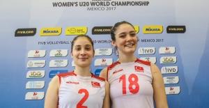 U20 Dünya Şampiyonası Rüya Takımına Güneş ve Şenoğlu Seçildi