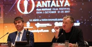 Uluslararası Antalya Film Festivali Basın Toplantısı Düzenledi