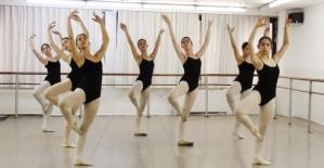 10 Bin 549 Liseden Sadece Birinde Bale Ve Dans Bölümü Var !