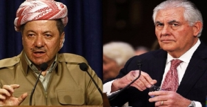 ABD'den Barzani'ye Referandumun Ertelenmesi İsteği
