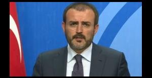 AK Partili Ünal: Sayın Gül Katılamayacağını Bildirdi