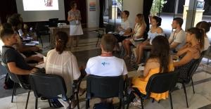 Avrupa Teknoloji Öğrencileri Topluluğu Marmaris'te