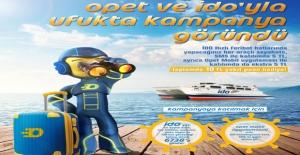 Bayramda İDO İle Yolculuk Yapanlar, OPET'ten 'Yakıt Puan' Kazanacak