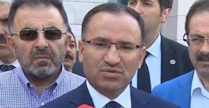 Bozdağ: PKK Terör Örgütü Almanya Tarafından Himaye Ediliyor