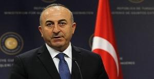 """Çavuşoğlu: """"Referandum Kararının Yanlış Olduğunu Bugün Erbil'de Söyleyeceğiz"""""""