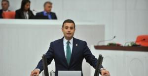 CHP'li Akın'dan Orman Yangınları Teklifi