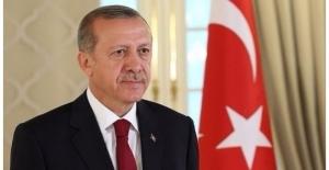 Cumhurbaşkanı Erdoğan Dünya Şampiyonu Guliyev'i Tebrik Etti