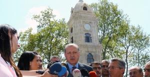 Erdoğan'dan Almanya'daki Türklere Çağrı: Sakın Destek Vermeyin