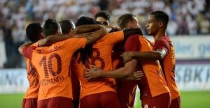 Galatasaray Başkentten Şen Dönüyor