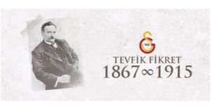 Galatasaray'dan Tevfik Fikret Mesajı