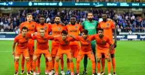 Medipol Başakşehir Brugge'u Ağırlıyor