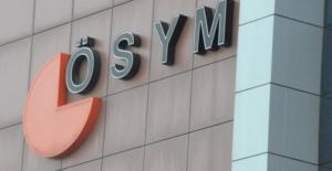ÖSYM, 2017-ÖSYS'de Yaptığı Hatadan Dolayı Özür Diledi