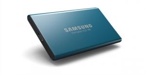 Samsung'tan Yeni Taşınabilir SSD