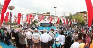 Sultangazi'de  Deprem Eğitim Parkı Hizmete Açıldı