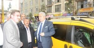 TESK Başkanı Palandöken:LPG'li Araç Kullanımı Daha Çok Teşvik Edilmeli