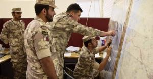 Türkiye-Katar Birleşik Harekatı Tamamlandı