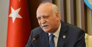 TZOB Başkanı Bayraktar: Türkiye'deki Kurban Sayısı Ülkelerin Hayvan Varlığıyla Yarışıyor